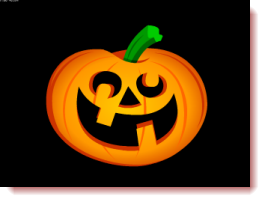 Salvapantallas de Halloween para Windows 7
