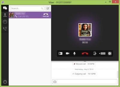 Viber untuk Windows: Buat panggilan percuma & Hantar mesej percuma