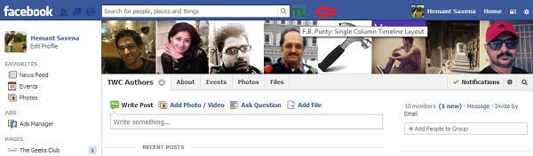 F.B. Čistota vám pomůže přizpůsobit a vyčistit váš zážitek z Facebooku