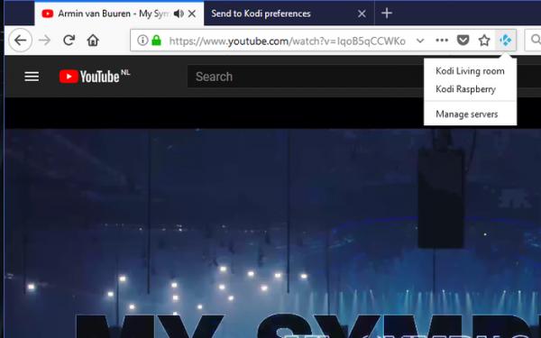 Meilleurs addons et extensions Kodi pour Chrome et Firefox