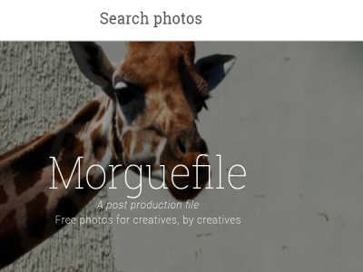 morguefile stock site de photos gratuites