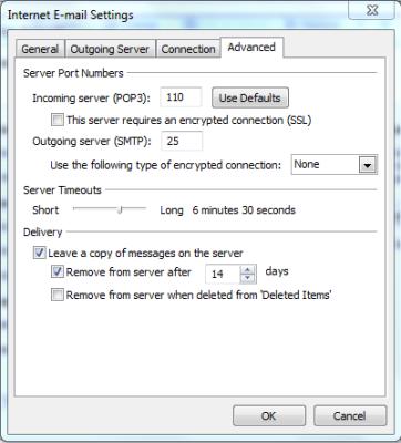 Jak nastavit Microsoft Outlook pro soukromý hostovaný e-mail