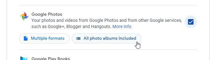 Kuidas fotosid teenusest Google Photos teisele kontole teisaldada