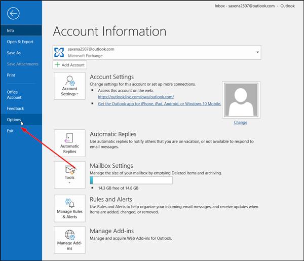Kako promijeniti zadani font, boju, stil i veličinu u programu Microsoft Outlook