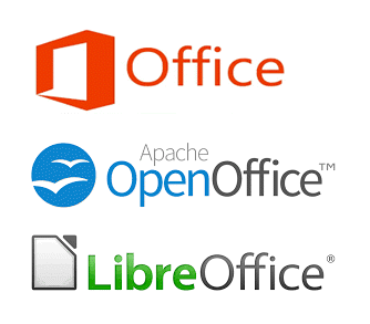Microsoft Office vs OpenOffice vs LibreOffice: kumb neist on parem?