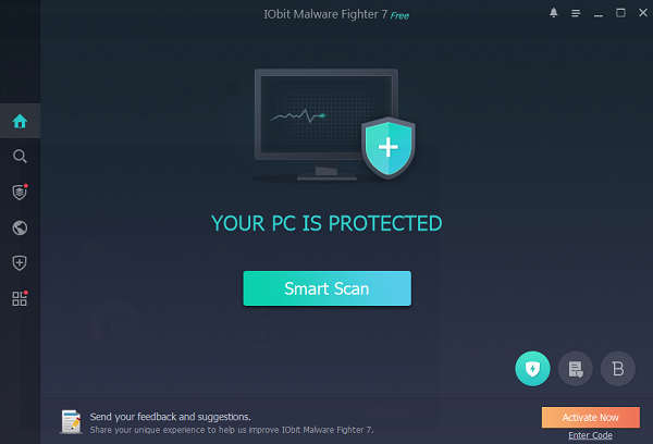 IObit Malware Fighter gratuit