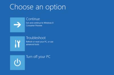 Windows 10 se nepodařilo spustit; Automatické opravy při spuštění, obnovení, resetování počítače také selžou