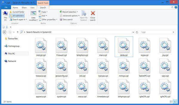 Le panneau de configuration ne s'ouvre pas sous Windows 10