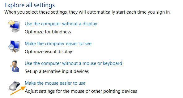 Cómo activar una ventana colocándose sobre ella con el mouse en Windows 10