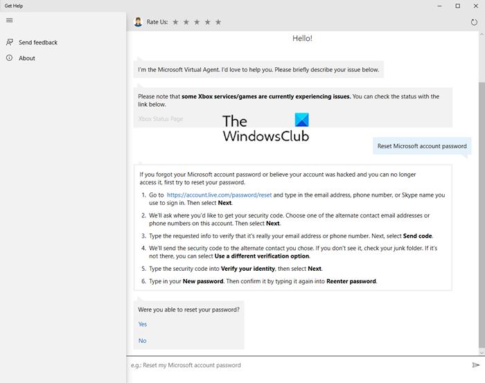 Cara menggunakan aplikasi Dapatkan Bantuan di Windows 10