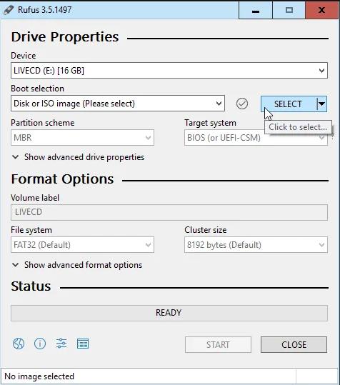 لینکس براہ راست سی ڈی / یوایسبی کے ساتھ ونڈوز فائلوں کو بازیافت کرنے کا طریقہ
