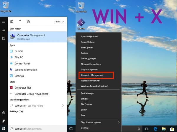 Comment activer ou désactiver un compte d'utilisateur Windows 10