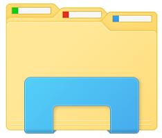 Raccourcis clavier de l'Explorateur de fichiers dans Windows 10