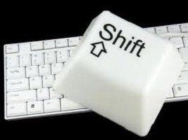Fix: Shift Key tidak berfungsi di Windows 10