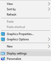 Comment résoudre le problème d'affichage de l'écran étiré sur Windows 10